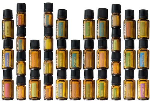 Dr. Hill's Essential Oils Education Training on 29th May