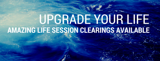 Amazing Life Clearing Sessions Available – Making a Brand New You for 2017!